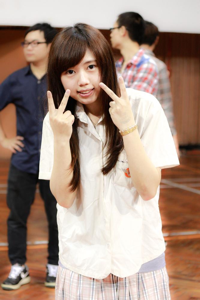YuanYuan: Am I Cute In School uniform~~~~ ? by Zack Cheng