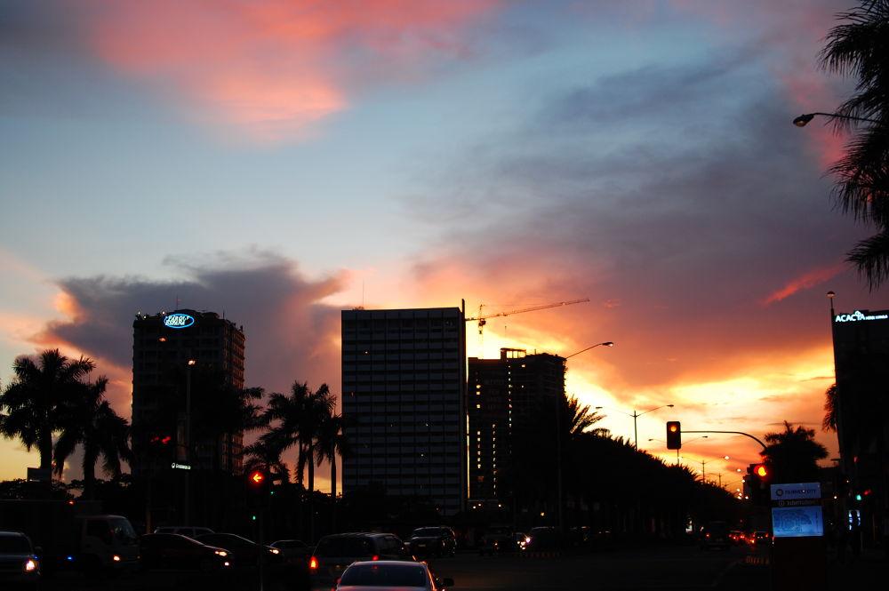 My Sunset by Timothy John