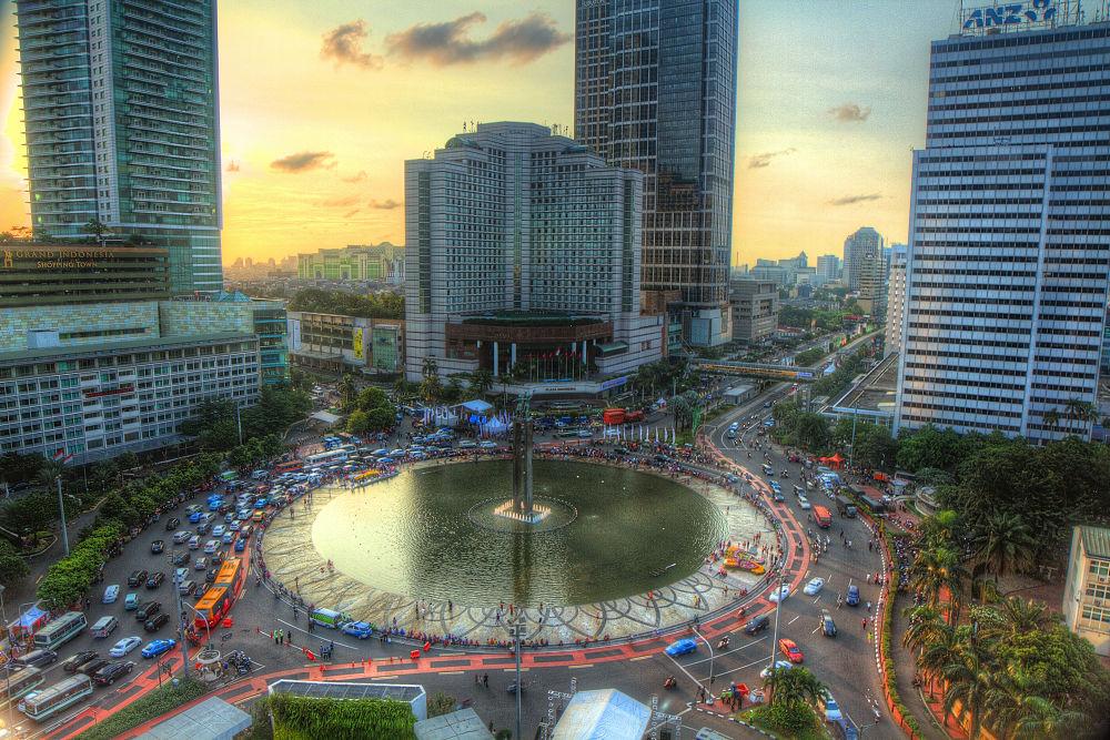 Jakarta City Center by rujito69