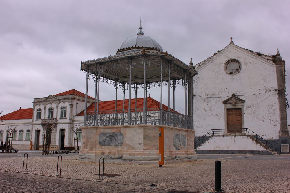 Coreto (Palmela) by miguel alonso