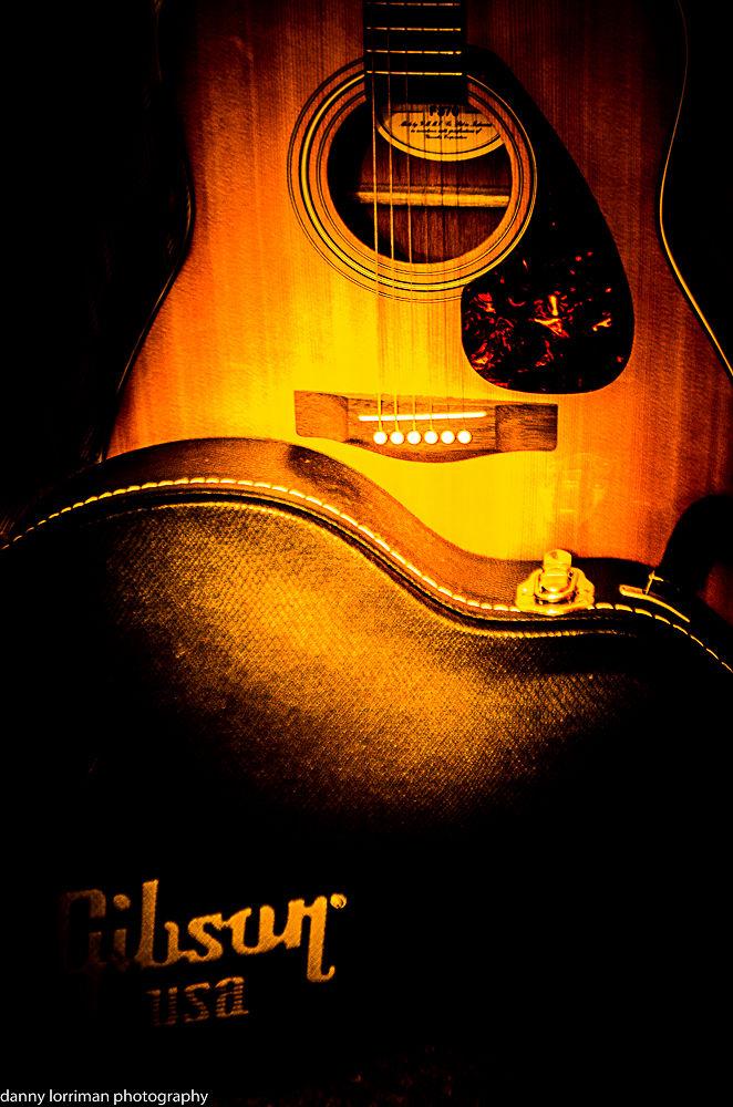 guitar by Danny Lorriman
