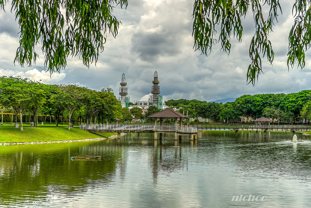 Seremban City Park by nlchoo
