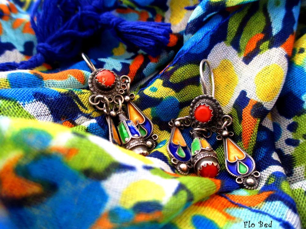 Bijoux Kabyle by Sarah Bedhouche