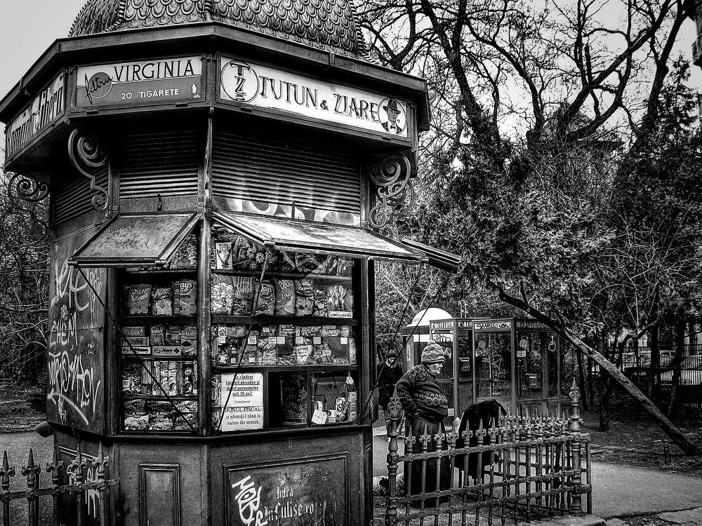 Tutun si Ziare... by Bogdan Berbec