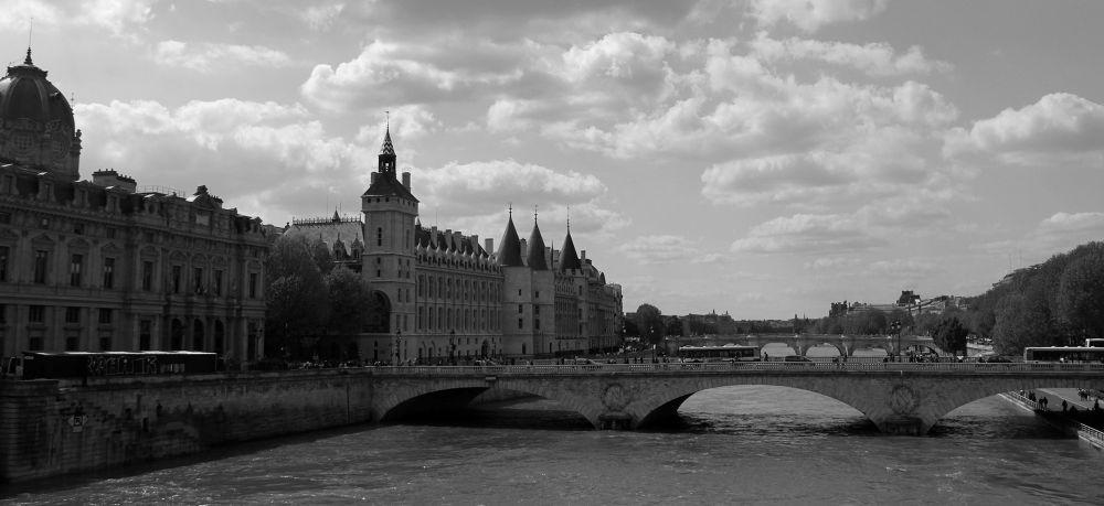Paris by Chris Kilpatrick