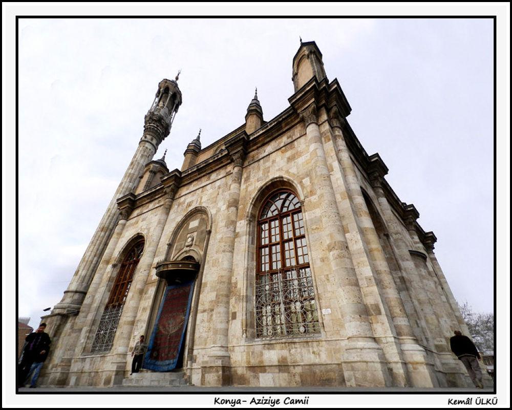 Aziziye Mosque İn Turkey by fotografer_42