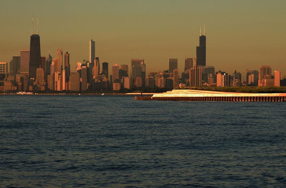 chicago. by Jan Blazek