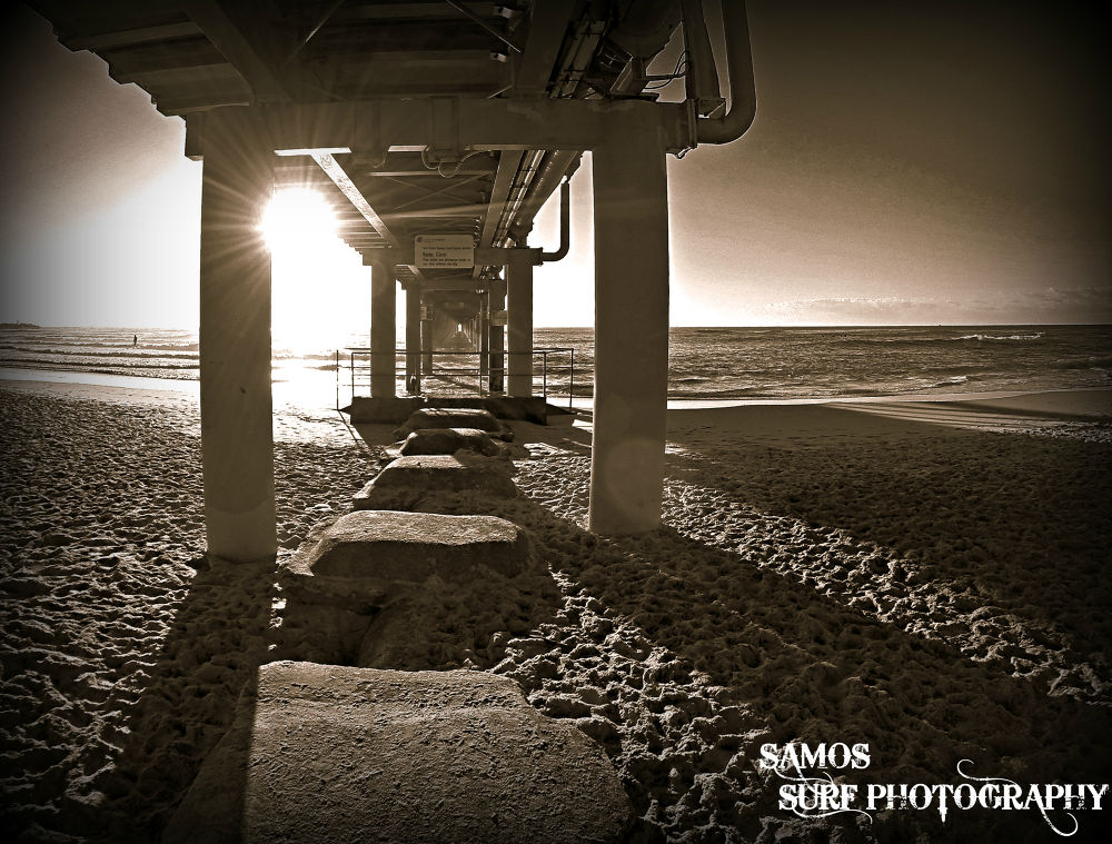 Gothic Sunrise by Samos Surf Photography