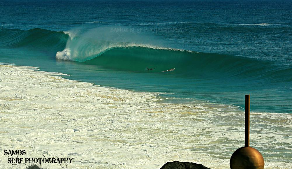 Photo in Random #froggies #snapper rocks #gold coast #waves #tubes #barrels #surf photography #samos surf photography