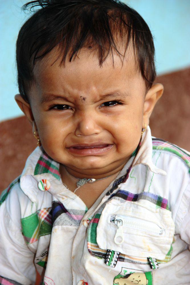 DON'T CRY!!!!!!!!!!!!! by Yogi Biradar