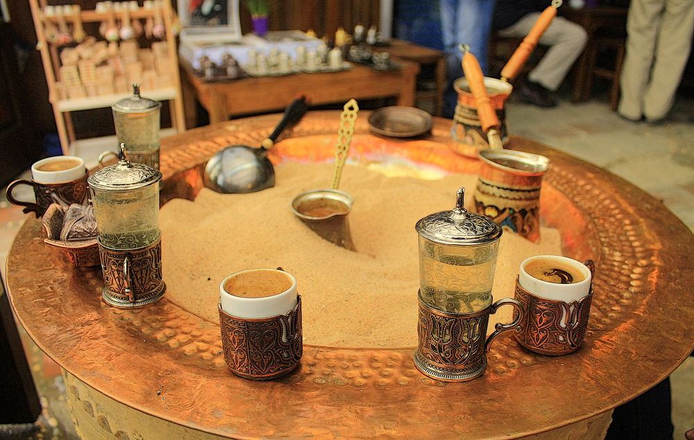 Turkish Coffee joy by Ayberk SOYLU