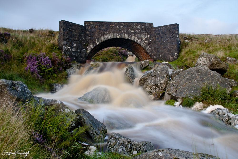 Bridge over troubled water... by Stefan Friedhoff