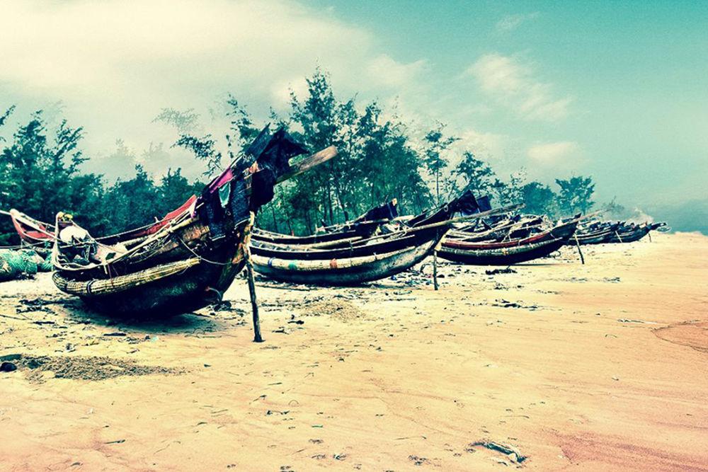 Bến Thuyền Vinh Thanh  by hungdaiquoc854