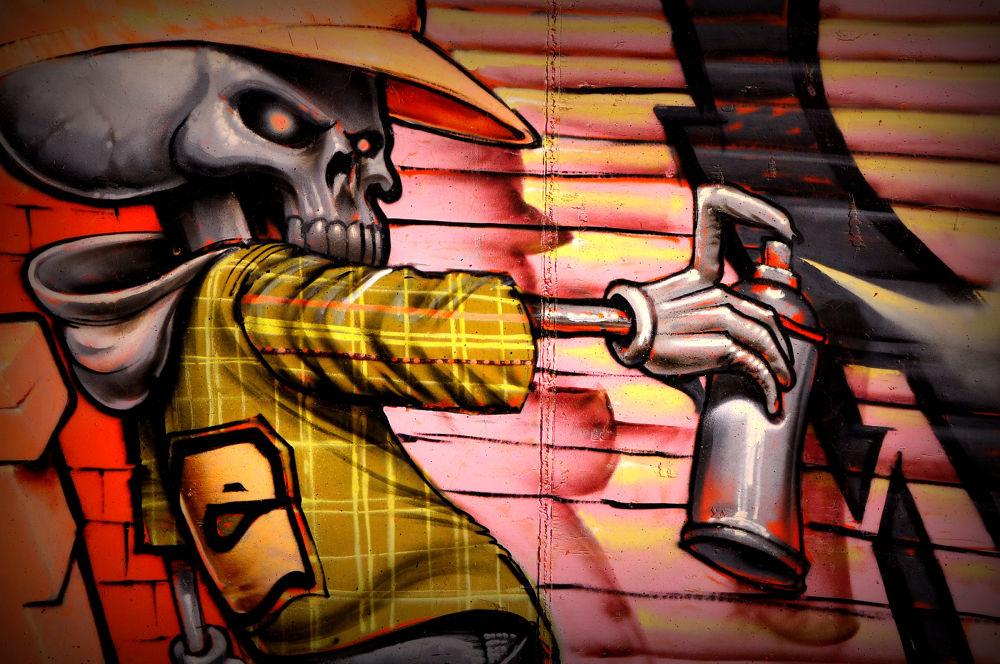 _DSC0016 grafitis en zaragoza by angelgarcia