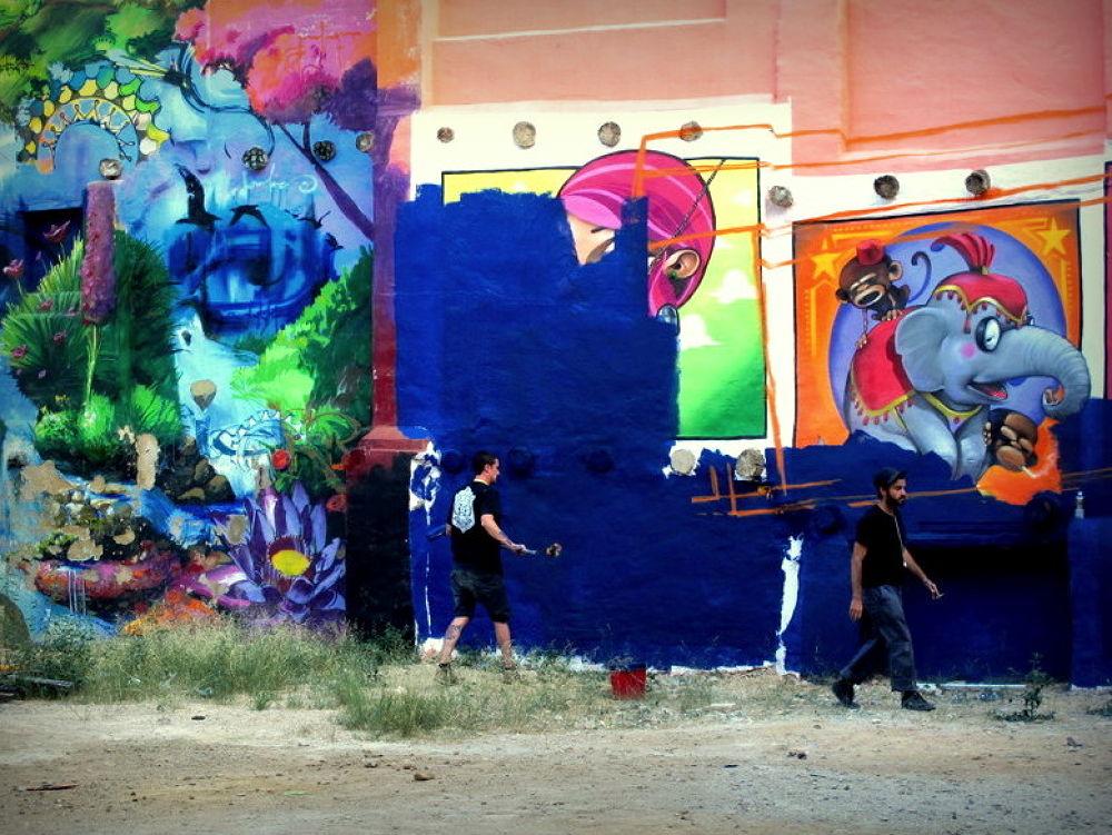 IMG_4372artistas callejeros by angelgarcia