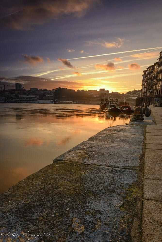 SUNSET Ribeira do Douro by OnRock Photography