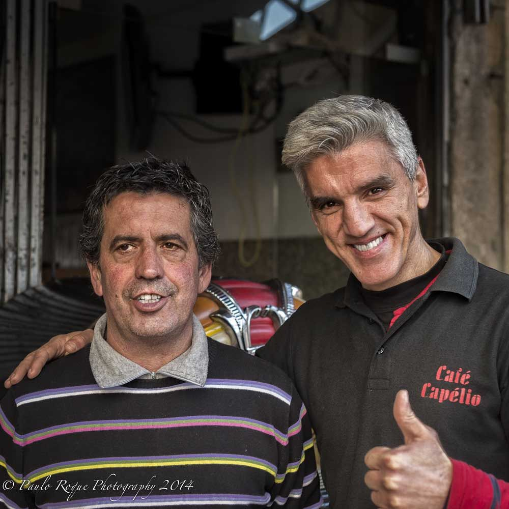 Homens da Ribeira do Douro by OnRock Photography