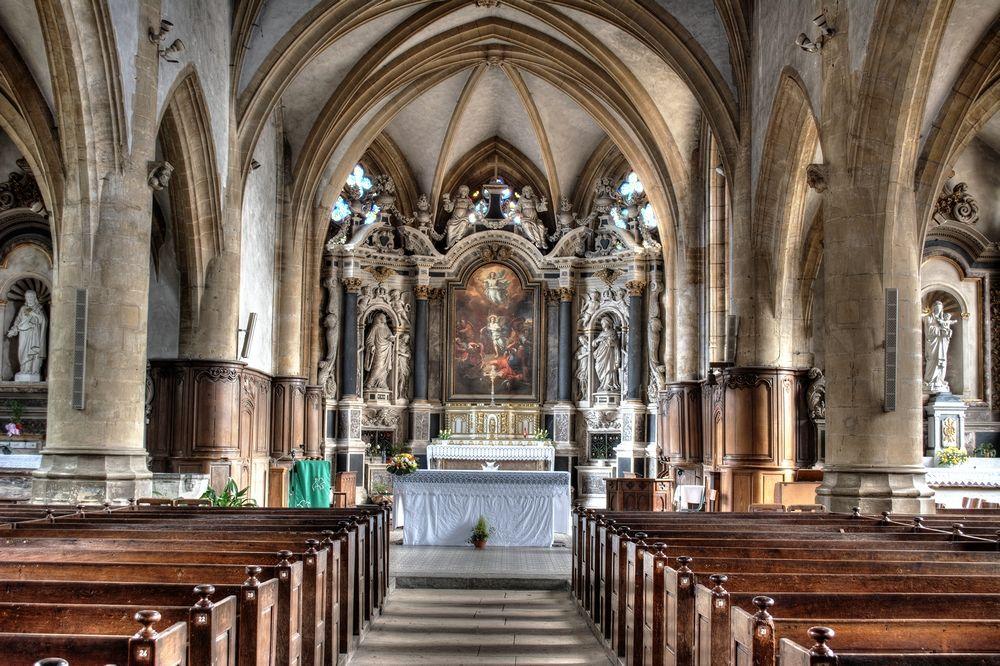 Eglise de Saint-Lié by Nicofit Bodyform