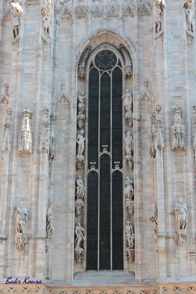 1-20120716-Milan-IT Cathedral(8) by Bakr Koura