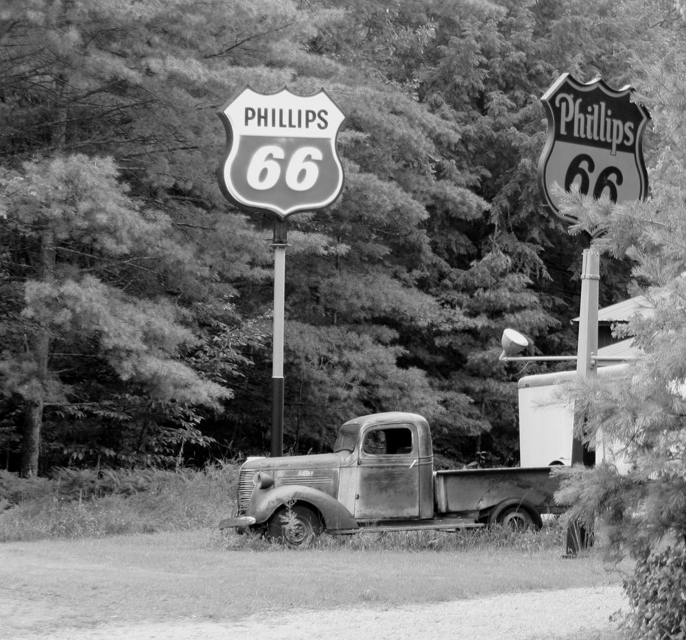Phillips 66 by Joe LaFata  Photography  Great north Photos
