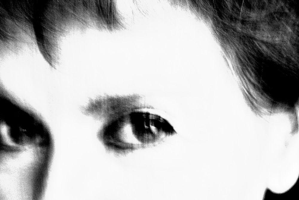 self-portrait by Beata Nowak