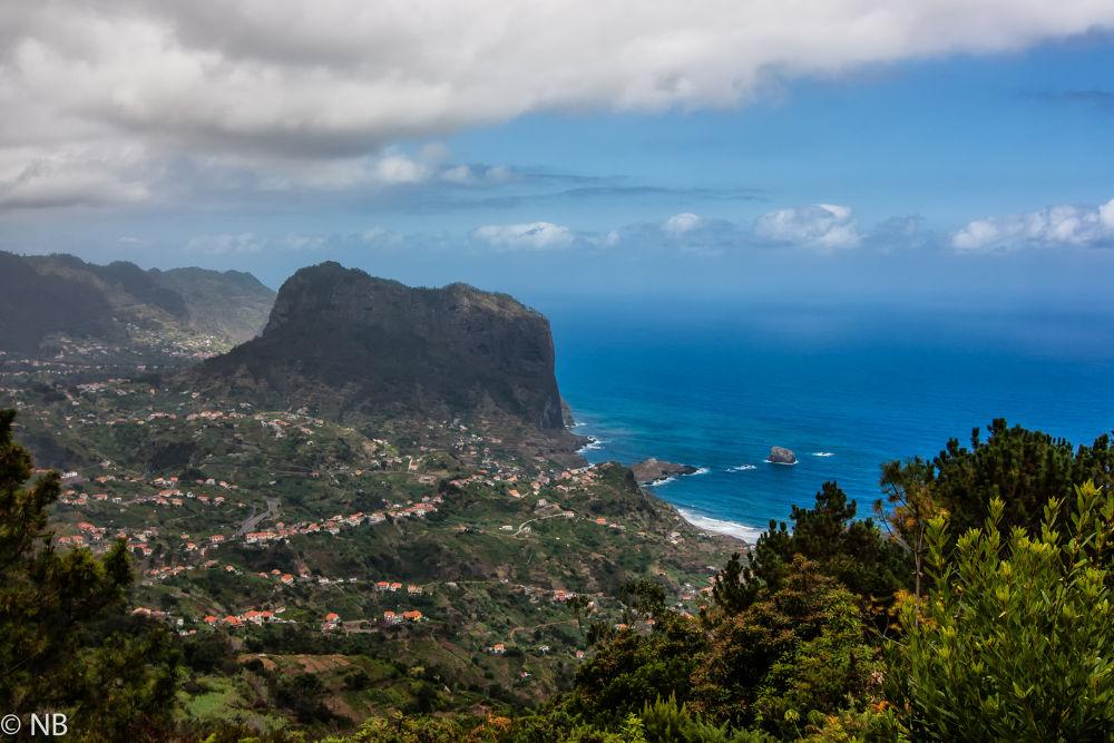 Porto da Cruz - north coast of Madeira by UMAchem