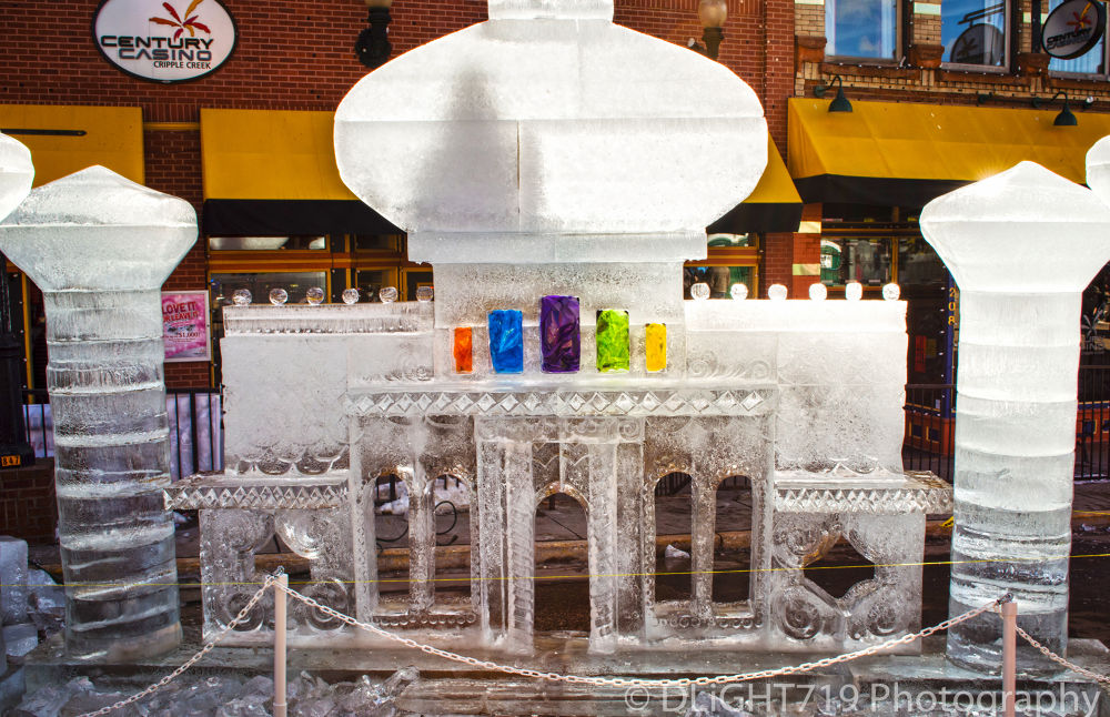 Ice Sculpture by DLiGHT719