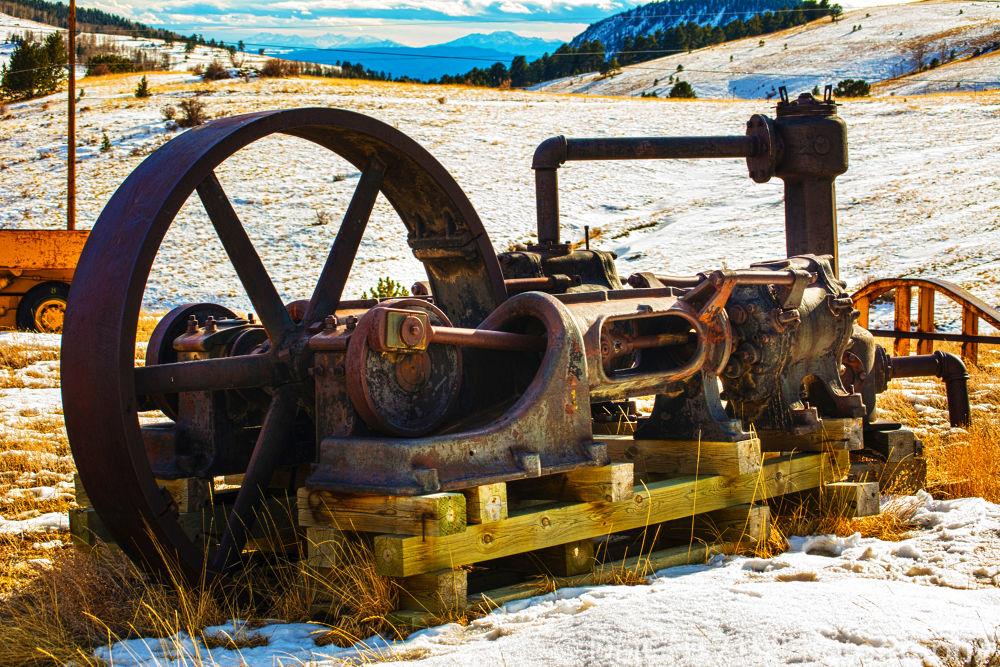 Mining Gear by DLiGHT719