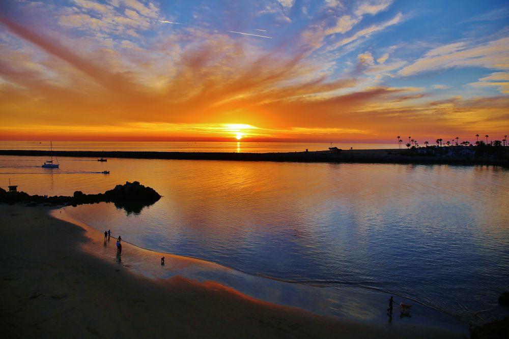 CORONA DEL MAR, NEWPORT BEACH by yellowstar