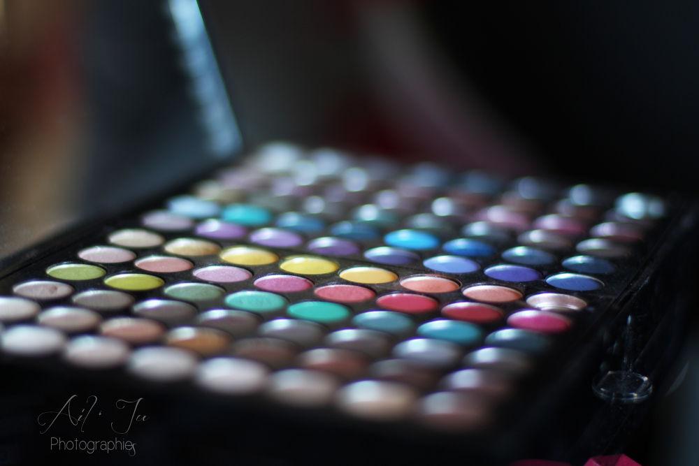 Palette Maquillage by Julia Robresco