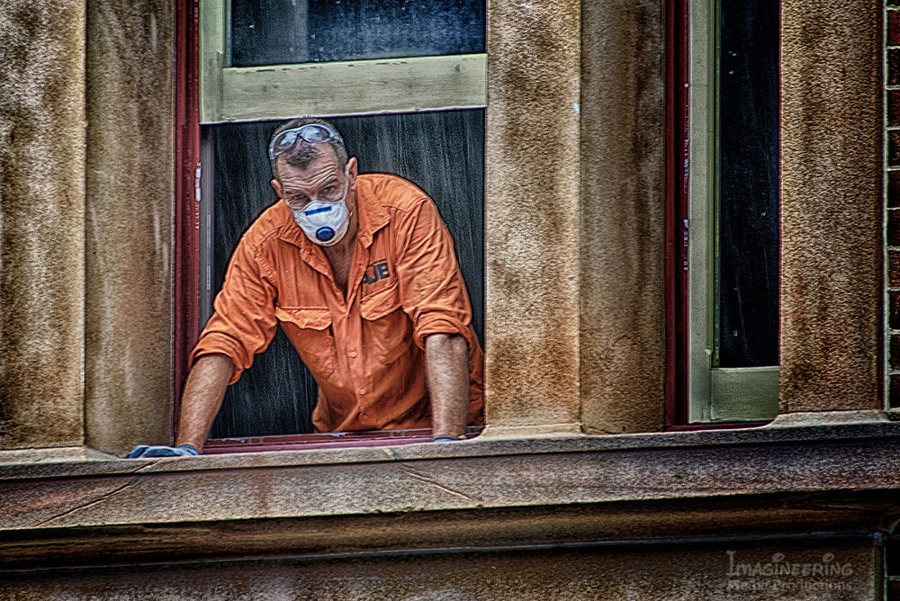 Taking_a_Breather by Jim Merchant