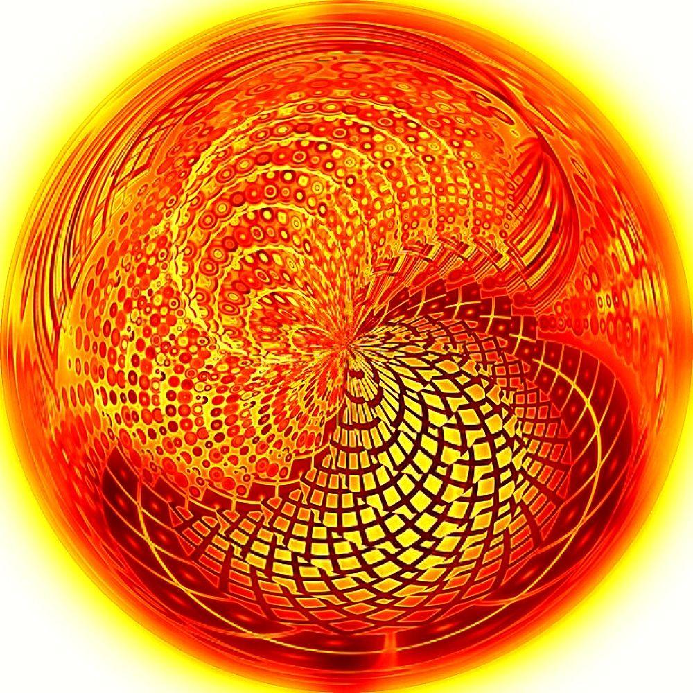 Orb Art by Bill Cronk