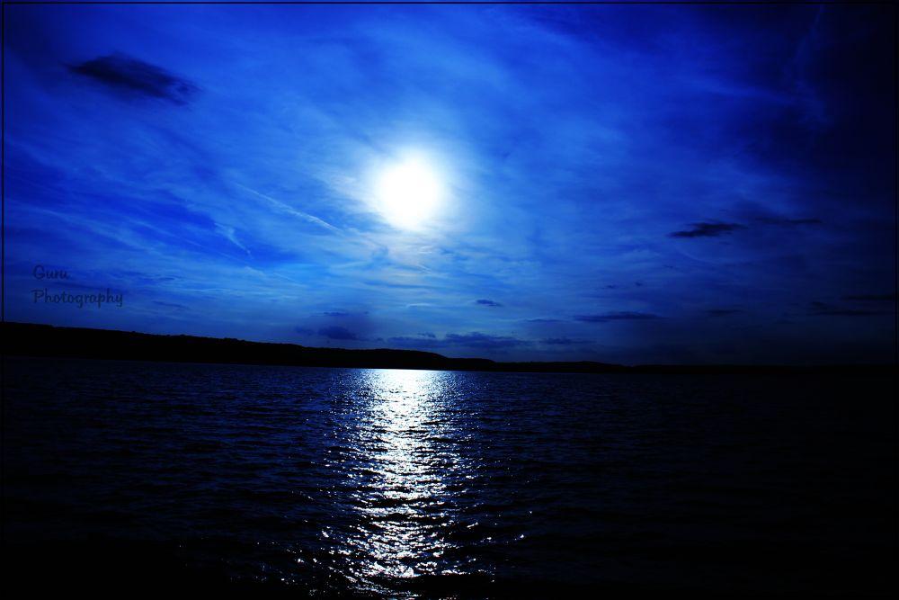Beautiful Evening by guruprasadkr