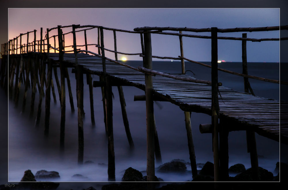 The Bridge-2 by QuanTran