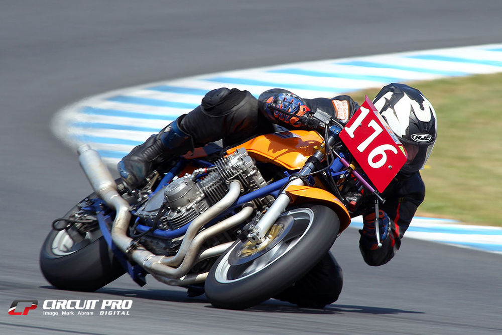 Phillip Island 2014 - International Island Classic Races  by Mark Abram