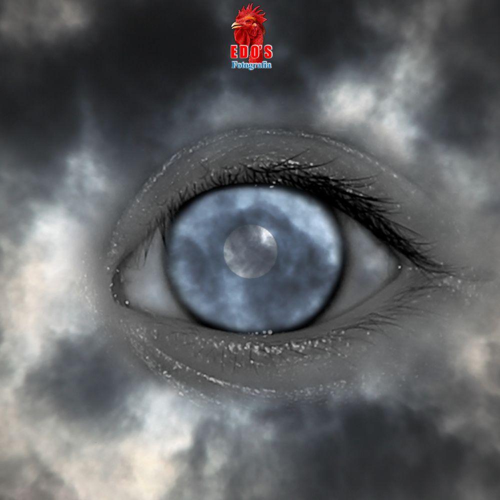 Eye of the moon by Edos Foto Orroli