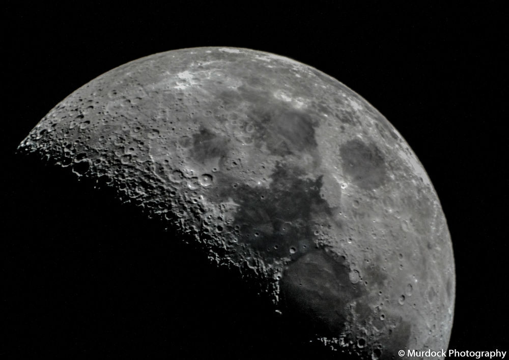 The Moon! by Joshua Murdock -     Murdock Photography