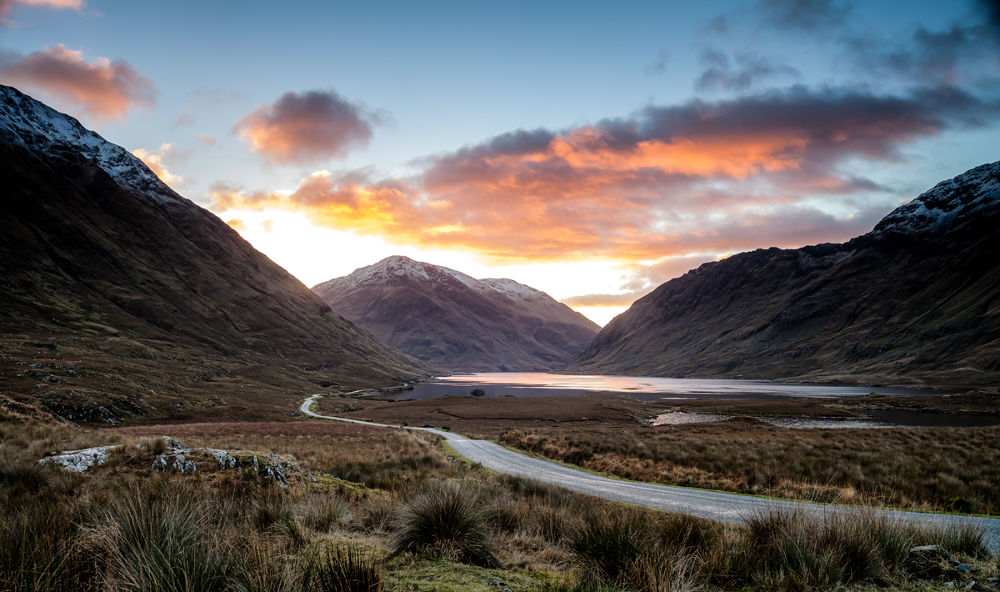 Doolough Lake, Delphi by Kevin Derrig
