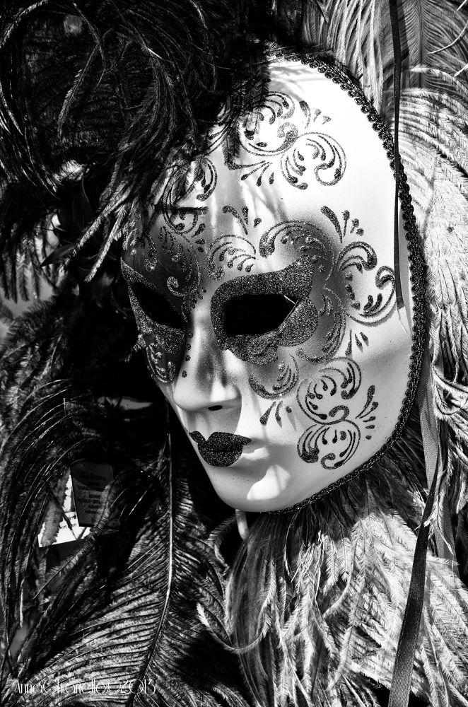Carnevale Venezia by Anna Chiariello