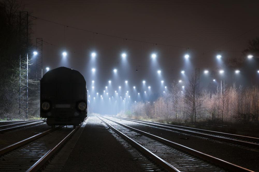 Fog Lights by Joachim Mortensen