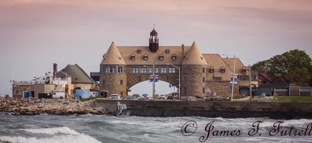 Narragansett, RI by James T. Futrell