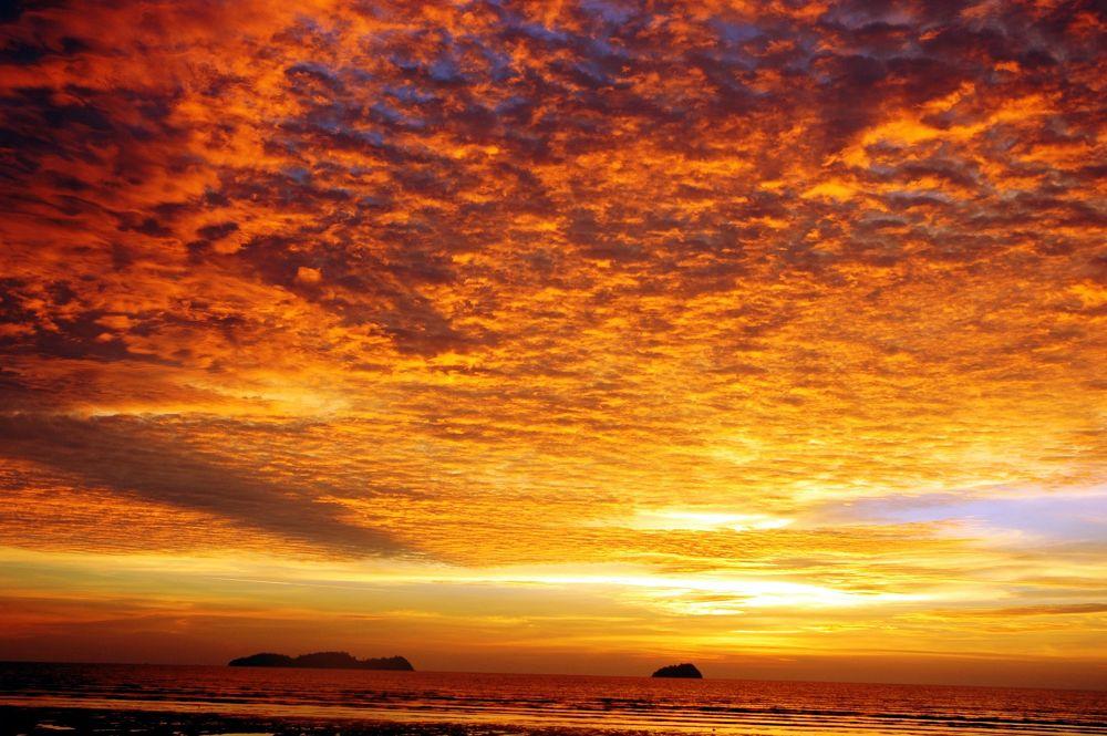 sunset5 by Mohamad Roshdi Hashim