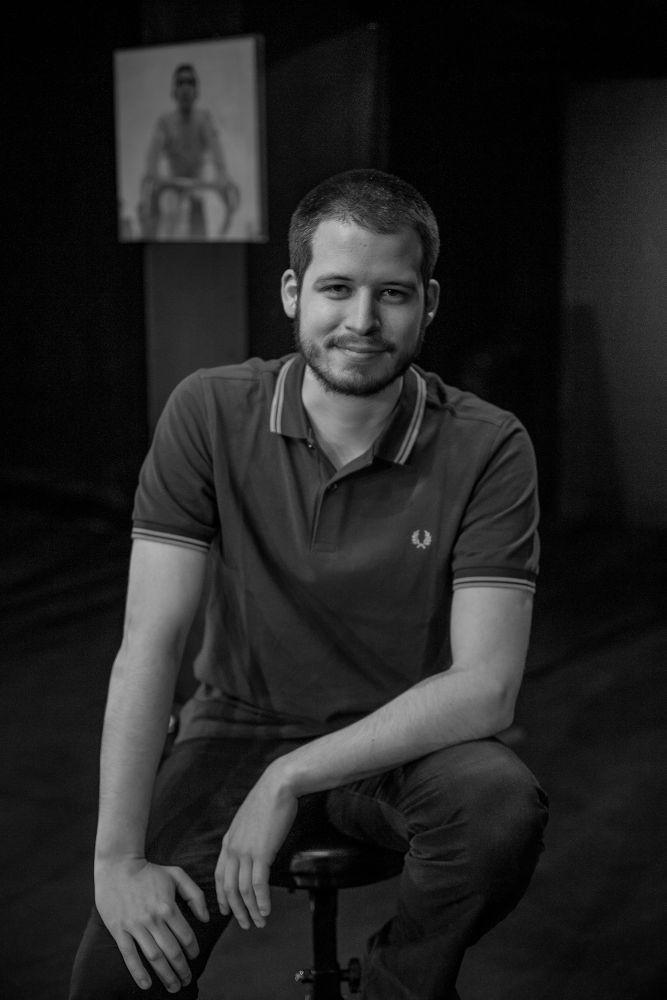Antoine Rotthier: Percussionniste du chanteur Marka by Cedric Jover