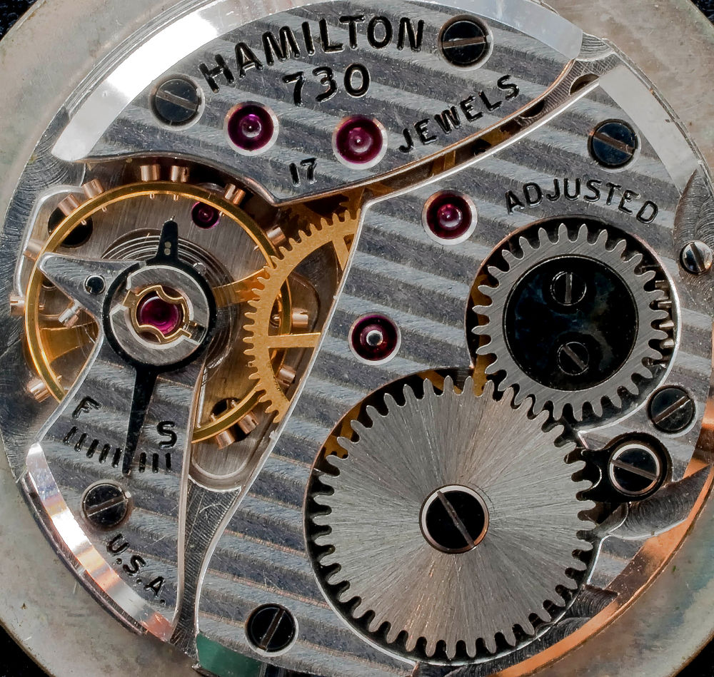 Hamilton Watchworks by Joe Saladino