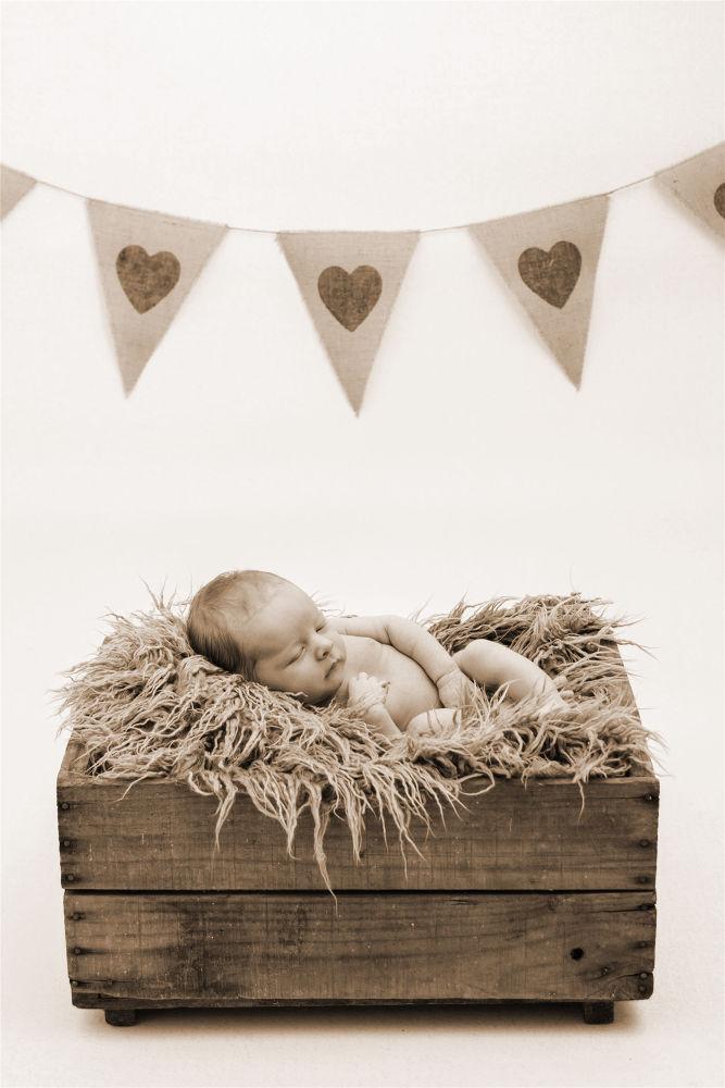 Vintage newborn - Penrith - by Brad N Sky Thomson