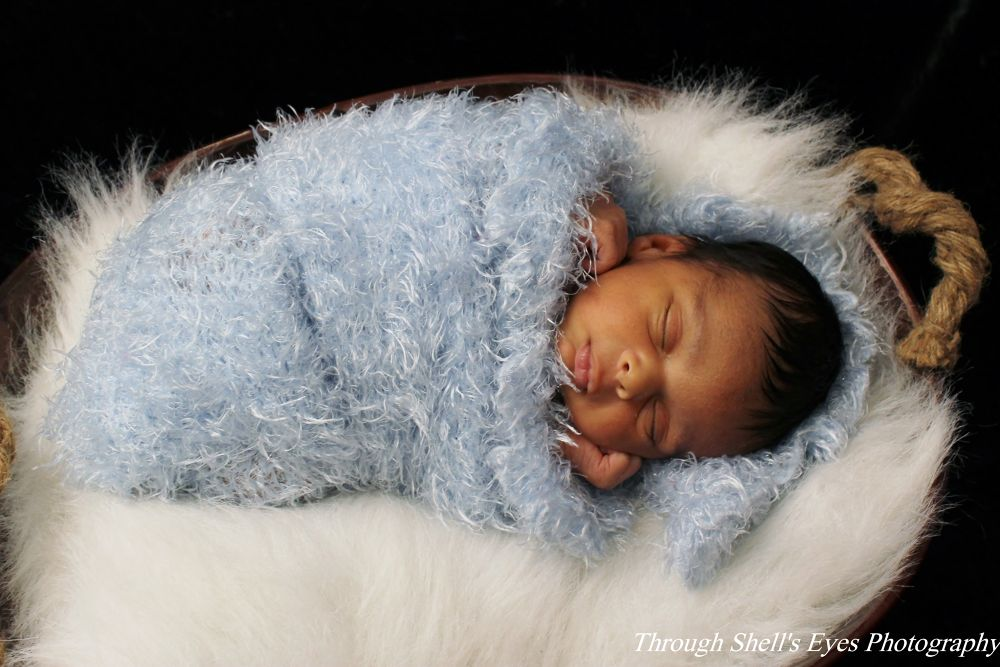 Baby A'Drese by Through Shell's Eyes Photography