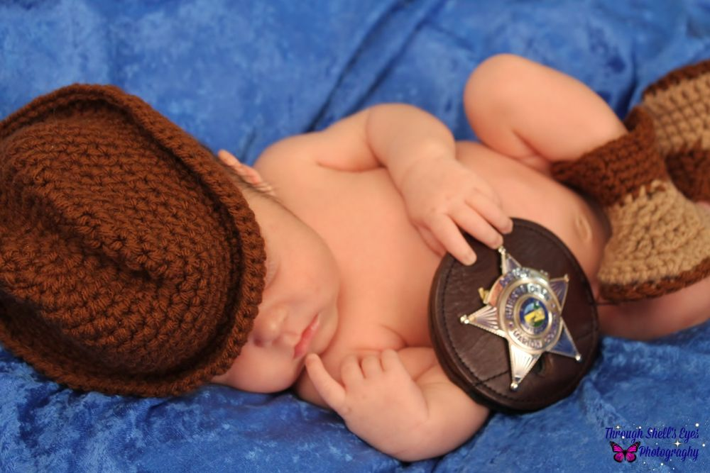 There's a New Sheriff in Town by Through Shell's Eyes Photography