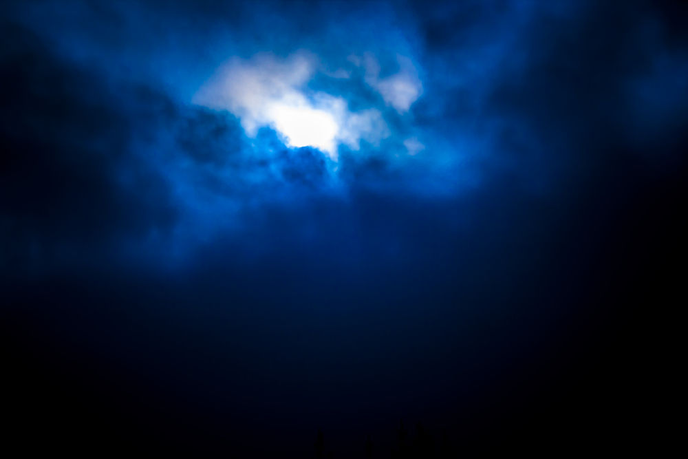 Blue Clouds by vrabchevster