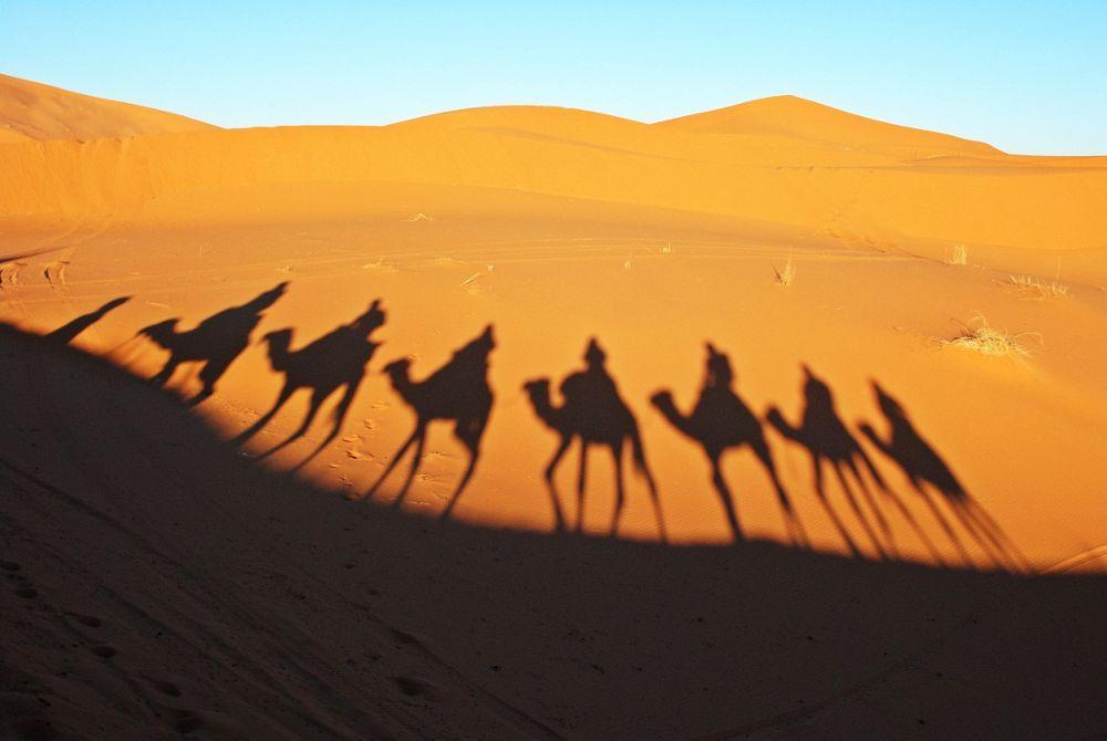 Desierto sahara by ConyAllendes