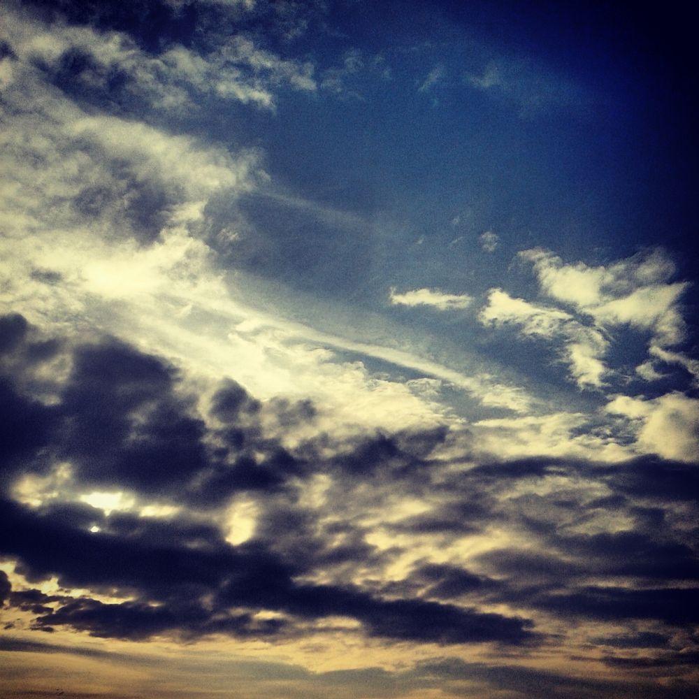 Sky by Ladan Sh